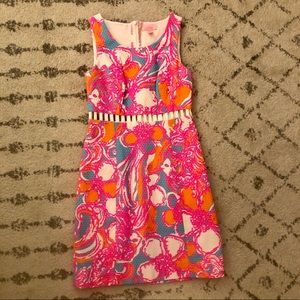 Lily Pulitzer Pink Dress